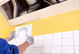 冷暖房設備・空調設備の設置・修理